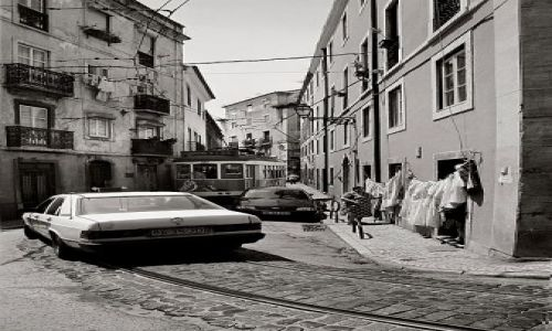 Zdjęcie PORTUGALIA / Lizbona / Alfama / mały tłok :)