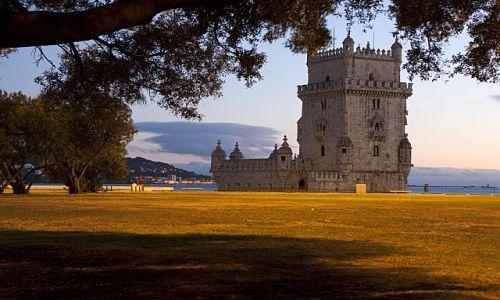PORTUGALIA / brak / Lisboa / Torre De Belem
