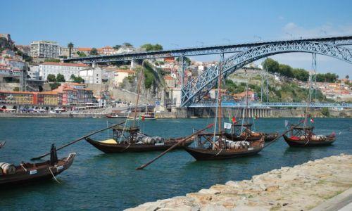 Zdjecie PORTUGALIA / Portugalia Pn / Porto / Porto