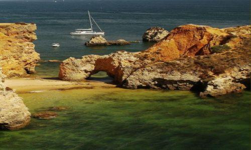 Zdjecie PORTUGALIA / Algarve / okolica Playa da Rocha / Letnie marzenie