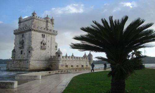 PORTUGALIA / brak / Lizbona / Torre de Belem