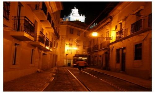 Zdjecie PORTUGALIA / brak / Lisboa / Spóźnialski