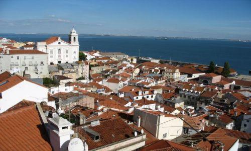Zdjęcie PORTUGALIA / Lizbona / Alfama / Lizbońska starówka