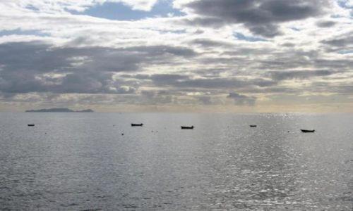 Zdjecie PORTUGALIA / Madera / Funchal / Widok na Atlantyk