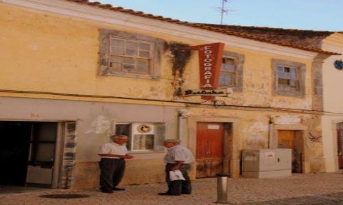 Zdjecie PORTUGALIA / Algarve / Silves / Pogawędka