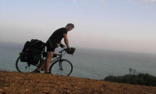 PORTUGALIA / poludnie / okolice Lagos / Tour de Portugal