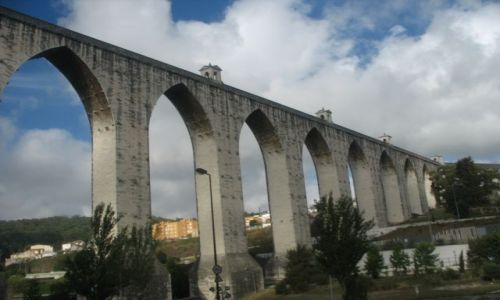 Zdjecie PORTUGALIA / Lizbona / Lizbona / a to ci most