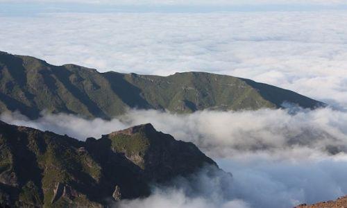 Zdjecie PORTUGALIA / - / Pico De Arieiro - Madera / Pico De Arieiro