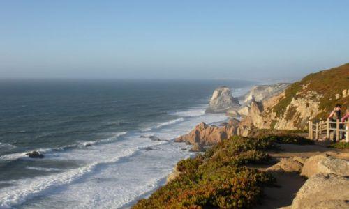 Zdjecie PORTUGALIA / - / Cabo da Roca / Przylądek Cabo