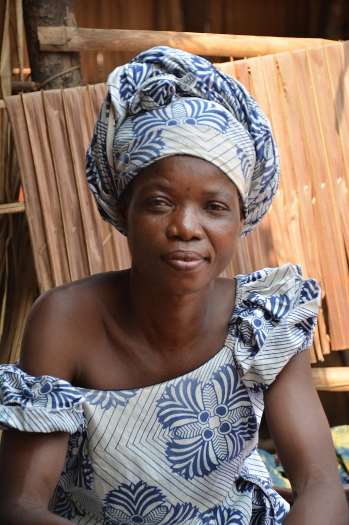 Zdjęcia: Bayanga, Sangha, Afrykańska Maria, REPUBLIKA ŚRODKOWEJ AFRYKI