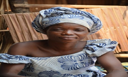 Zdjęcie REPUBLIKA ŚRODKOWEJ AFRYKI / Sangha / Bayanga / Afrykańska Maria