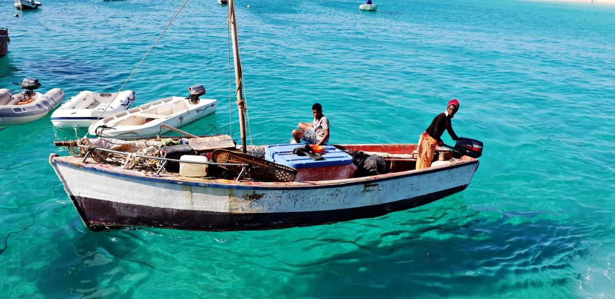 Zdjęcia: Santa Maria, Ilho do Sal, Kryształ Oceanu Atlantyckiego, REPUBLIKA ZIELONEGO PRZYLĄDKA