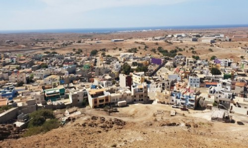 Zdjecie REPUBLIKA ZIELONEGO PRZYLĄDKA / Ilho do Sal / Espargos / Stolica wyspy - Espargos
