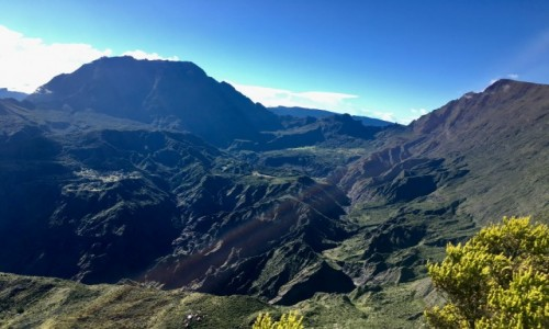 Zdjecie REUNION / Reunion / Reunion / Piton de Maido - dziedzictwo UNESCO