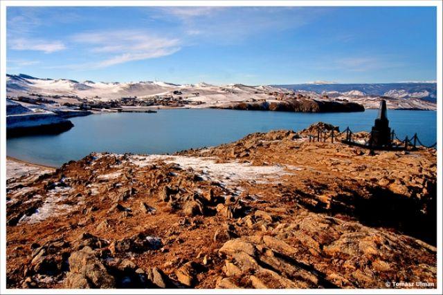 Zdjęcia: Wyspa Olkhon, Syberia, Wyspa Olkhon i Bajkał, ROSJA