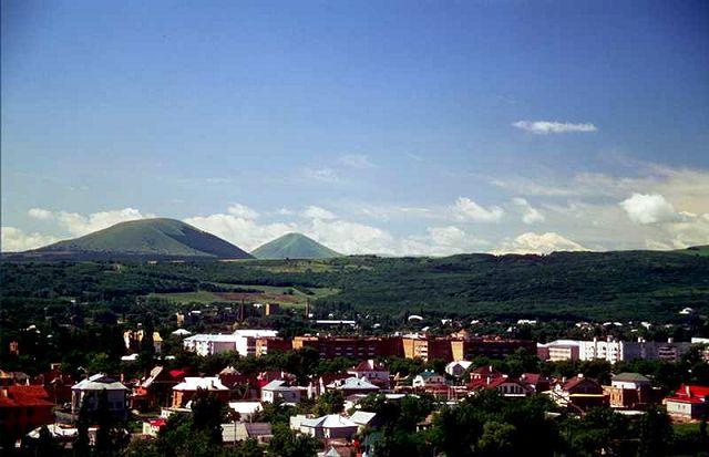 Zdjęcia: Kaukaz, Kaukaz, Elbrus, ROSJA