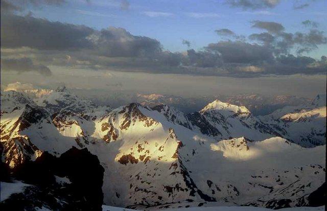 Zdjęcia: Kaukaz, Kaukaz, Oko cyklonu, ROSJA
