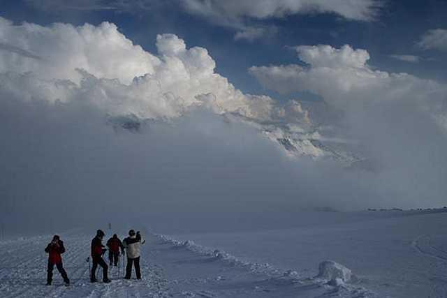 Zdj�cia: W drodze do Ska� Pastuchowa, Kaukaz, Aklimatyzacja, ROSJA