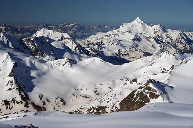 Zdjęcia: Pasmo Elbrus, Kaukaz, Pasmo Elbrus, ROSJA