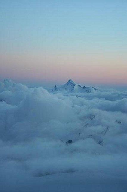 Zdjęcia: W drodze na Elbrus, Kaukaz, Poranek, ROSJA