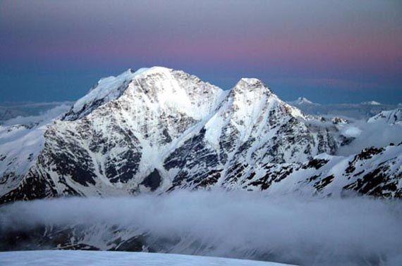 Zdjęcia: Z rodgi na Elbrus, Kaukaz, Siodemka, ROSJA