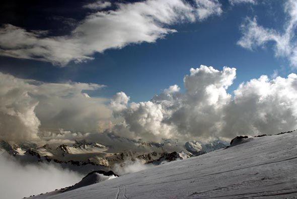 Zdjęcia: Skały Pastuchowa, Kaukaz, Przestrzeń, ROSJA