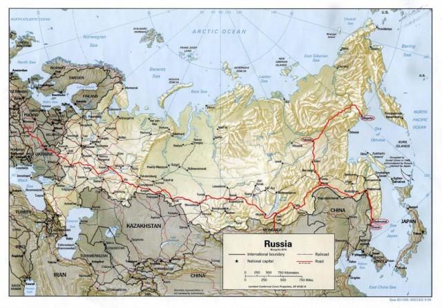 Zdjęcia: Rosja, Syberia, Syberia 2015, ROSJA