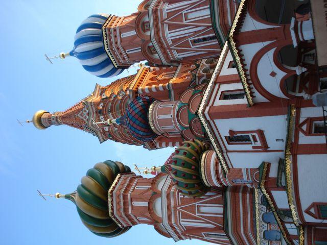 Zdjęcia: MOSKWA , LUKROWY CHRAM :):):), ROSJA