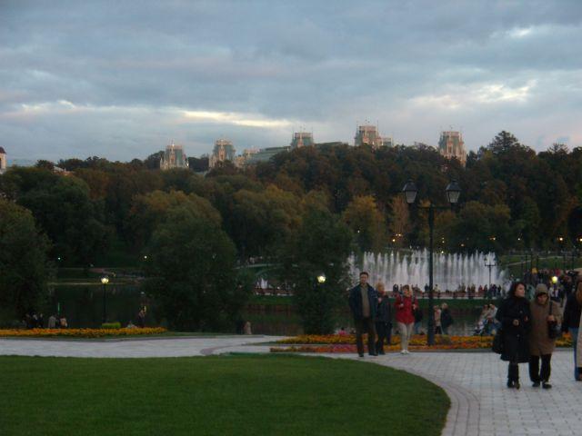 Zdjęcia: MOSKWA, CARYCYNO, ROSJA