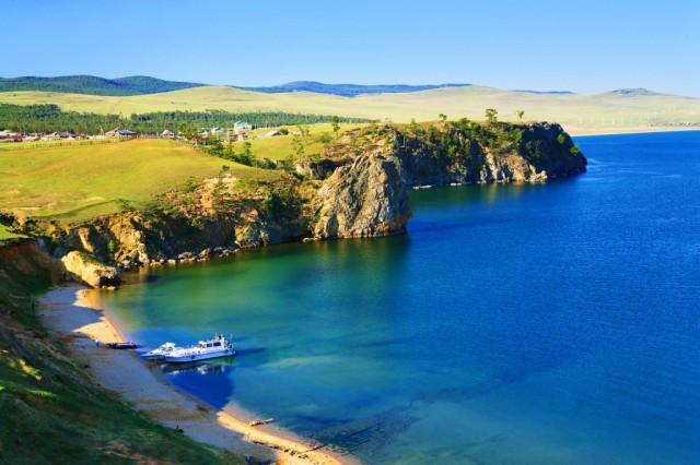 Zdjęcia: ---, ---, Wyspa Olchon, ROSJA