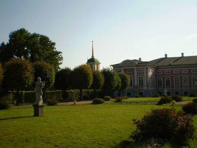 Zdj�cia: muzeum kuskowo, moskwa, kuskowo, ROSJA