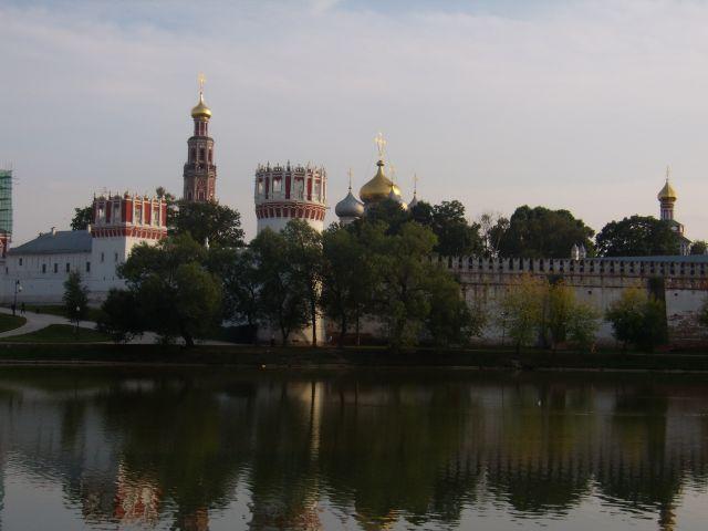 Zdjęcia: moskwa, nowodiewiczyj monastyr, ROSJA