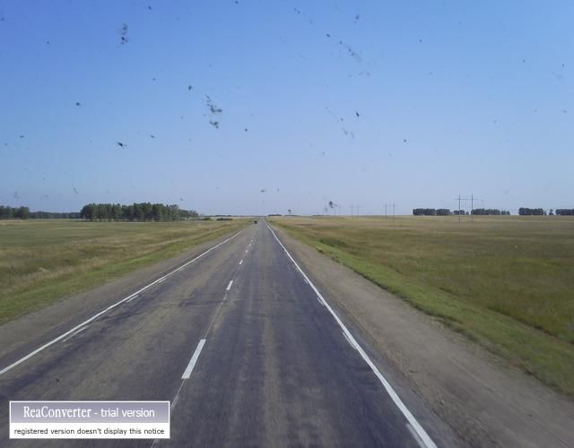Zdj�cia: mi�dzy kurganem a granic� z kazachstanem, .., ROSJA