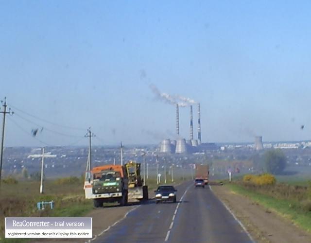 Zdjęcia: gdzies w Rosji, panorama miasta, ROSJA