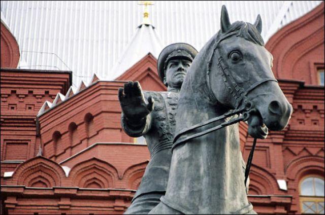 Zdjęcia: Moskwa #1, ROSJA