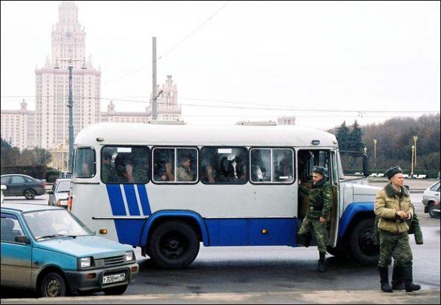 Zdjęcia: Moskwa #3, ROSJA