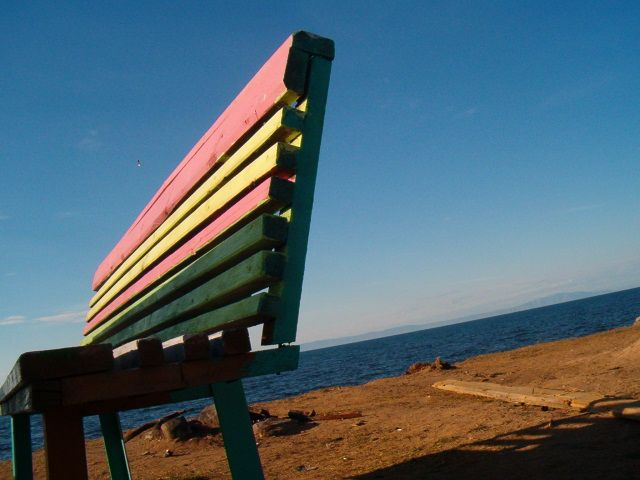 Zdjęcia: Bajkał, Gremjacińsk, ROSJA