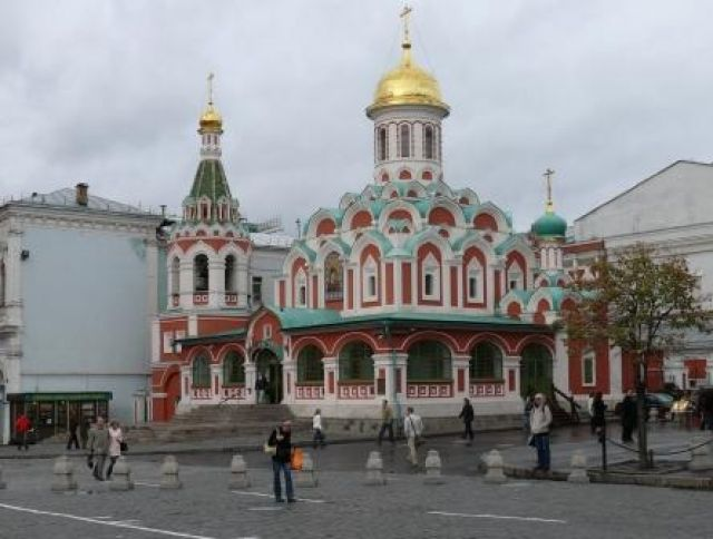 Zdjęcia: Plac Czerwony, Plac Czerwony  2, ROSJA
