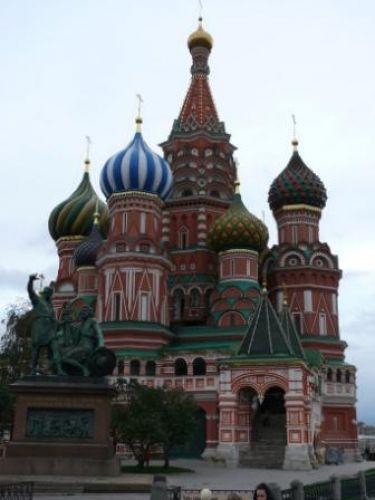 Zdjęcia: Plac Czerwony, Moskwa - Plac Czerwony 5, ROSJA