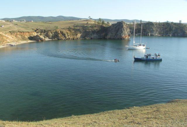 Zdjęcia: Wyspa Olchon, Syberia, Bajkał , ROSJA