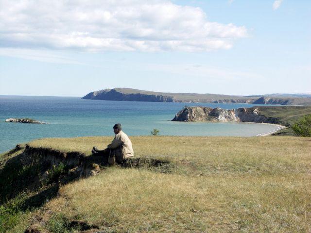 Zdjęcia: Wyspa Olchon, Syberia, Bajkał i Buriat, ROSJA