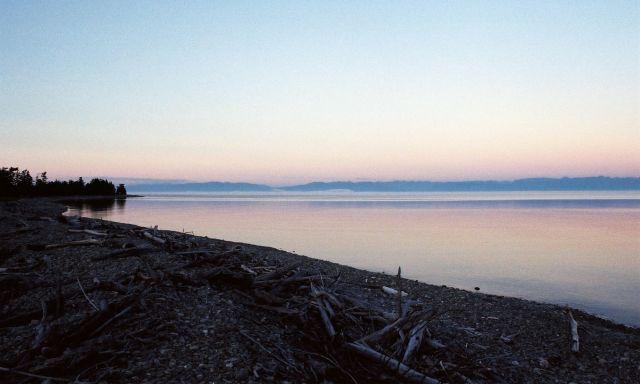 Zdjęcia: Bajkał, przylądek Kotielnikowskij, Syberia , północny Bajkał 2, ROSJA