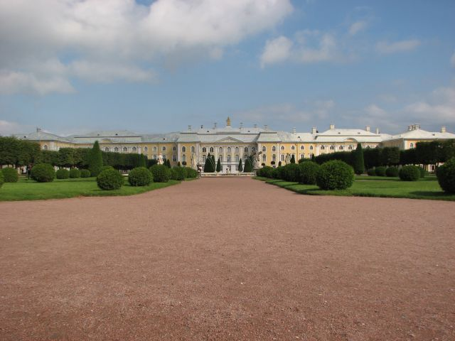 Zdjęcia: Peterhof, OGRODY, ROSJA