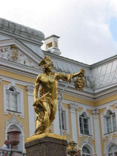 Zdjęcia: Peterhof, zwyciestwo, ROSJA