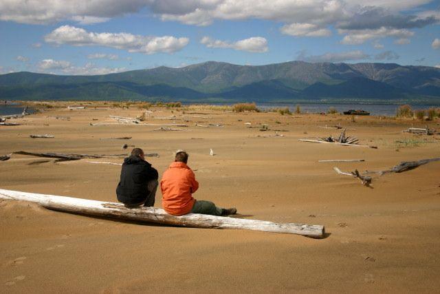 Zdjęcia: Delta Górnej Angary, Zabajkale, Niech to trwa, ROSJA