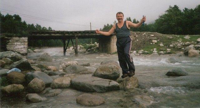 Zdjęcia: Buriacja, Syberia, Mineralna rzeka, ROSJA