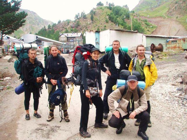 Zdjęcia: Elbrus, Kaukaz, Elbrus 2007, ROSJA