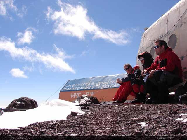 Zdjęcia: Elbrus, Kaukaz, Areoflot, ROSJA