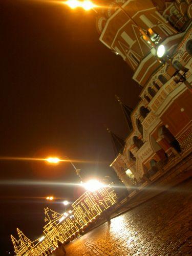 Zdjęcia: Moskwa, ...вечер..., ROSJA