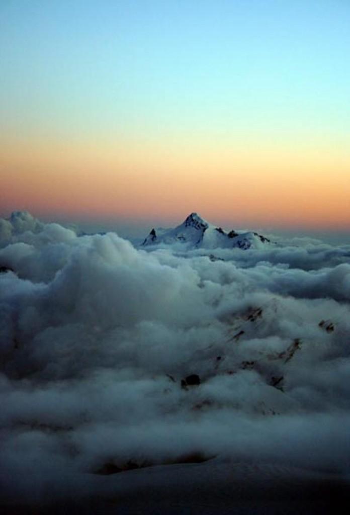 Zdjęcia: Prijut, Kaukaz, KONKURS - Na dobranoc, ROSJA